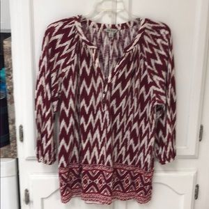 Lucky brand extra large women's top